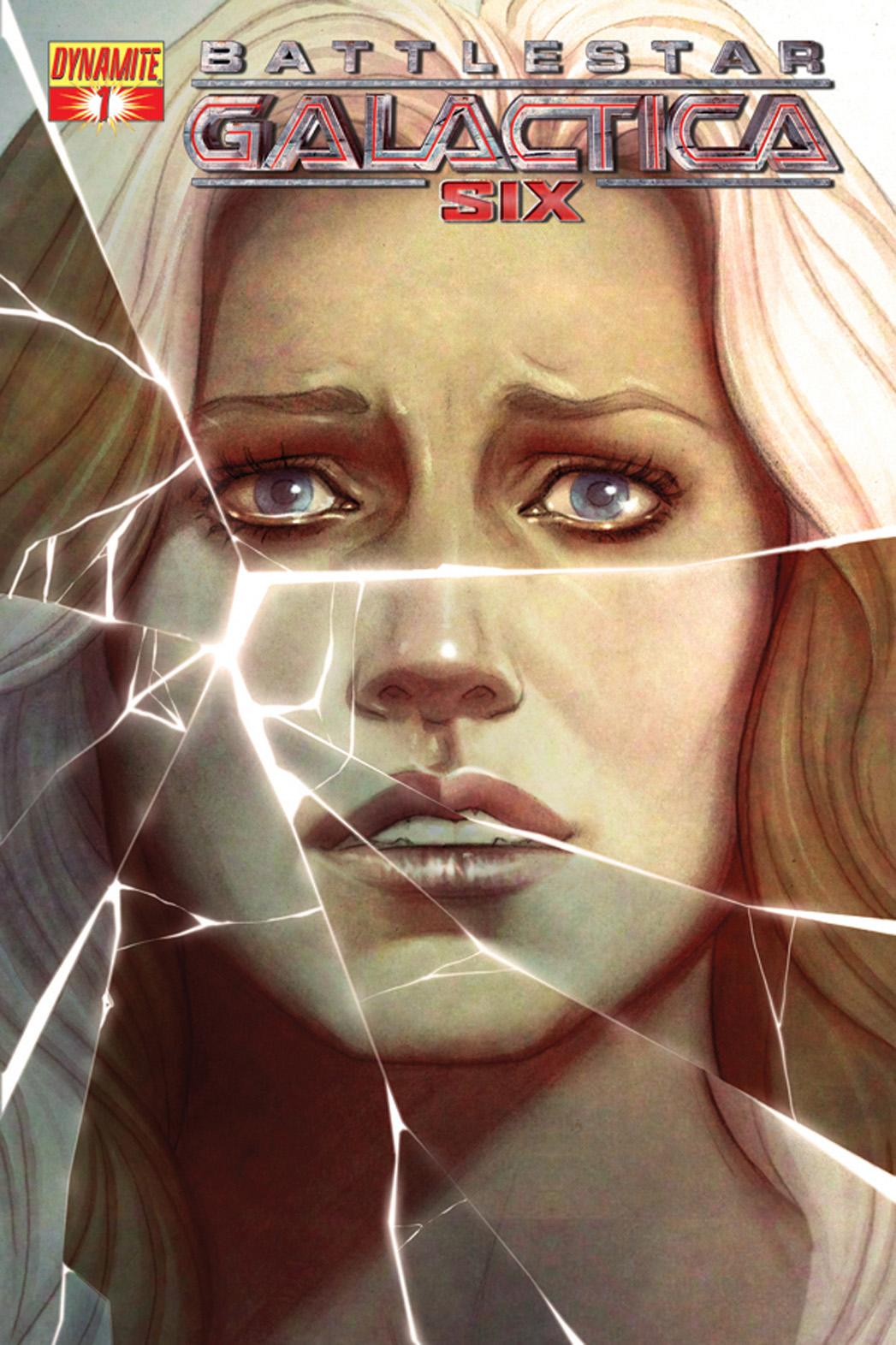 Battlestar Galactica Six Cover - P 2014