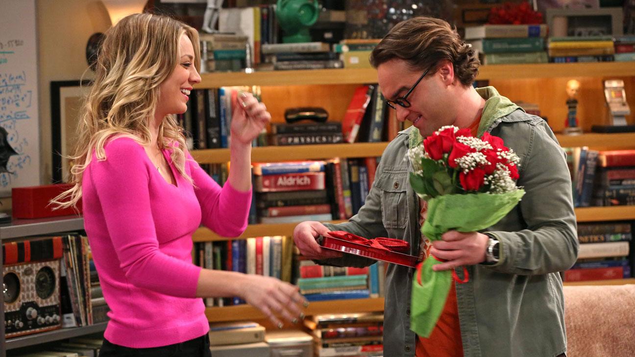Big Bang Theory Valentine's - H 2014