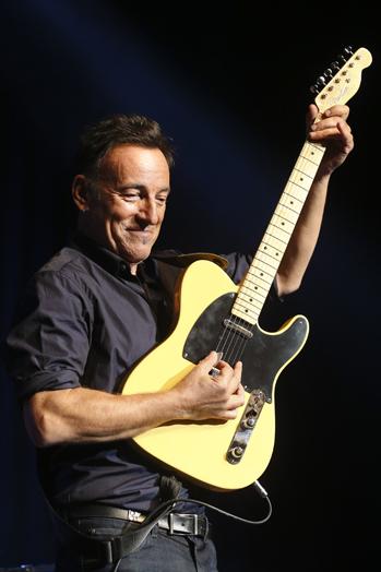 Bruce Springsteen live 2013 P