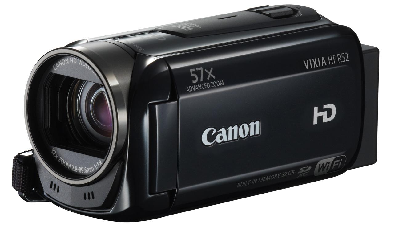 Canon Vixia HF R52 - H 2014