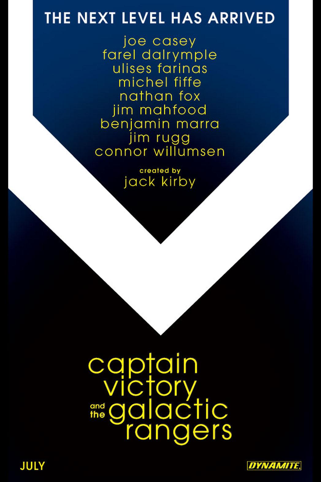Captain Victory Promo - P 2014