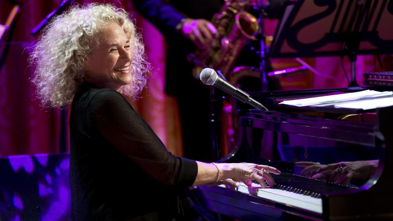 Carole King live L