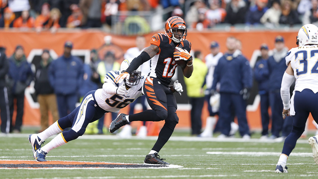 Chargers Bengals Football - H 2013