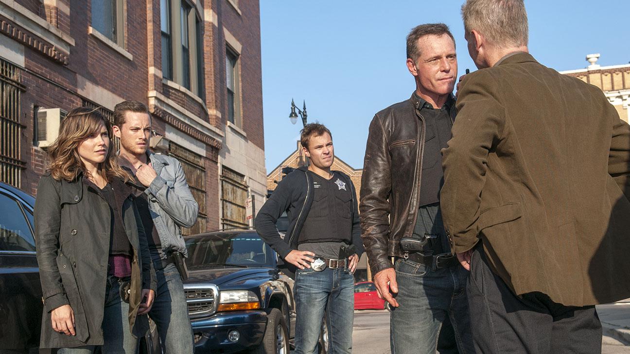 Chicago P.D. NBC TV Still - H 2014