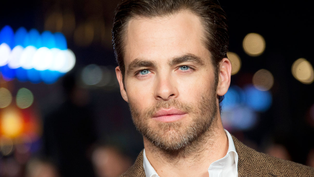 Chris Pine UK Jack Ryan Premiere Arrivals - P 2014