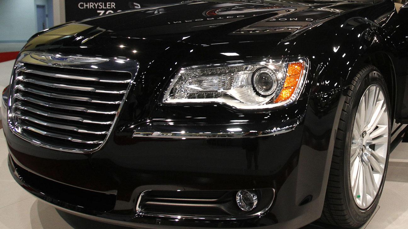 Chrysler 300 - H 2014