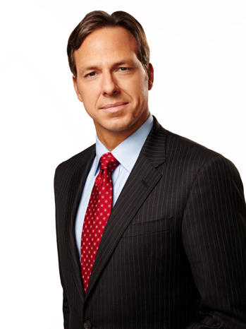 Jake Tapper CNN Headshot - P 2014