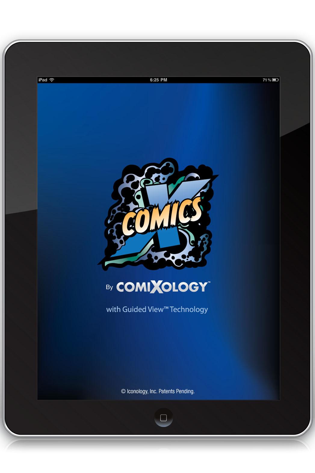 ComiXology Promo - P 2014