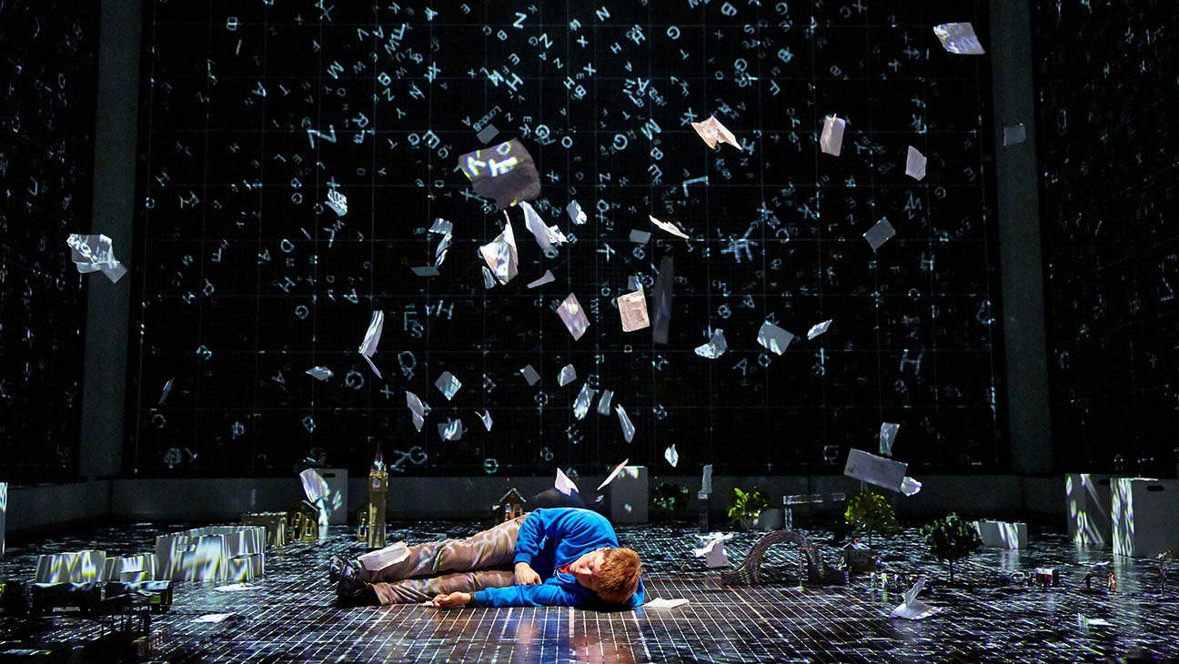 The Curious Incident of the Dog in the Night-Time - H 2014