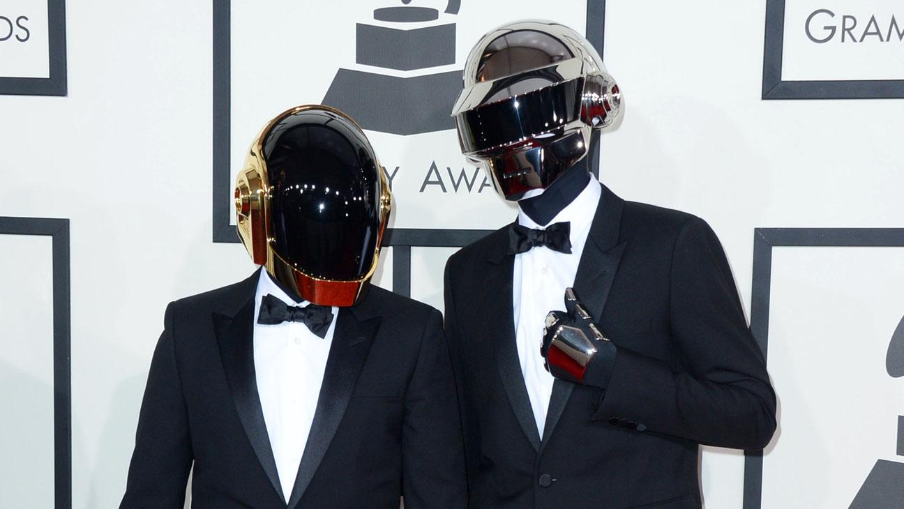 Daft Punk Grammy Awards - H 2014