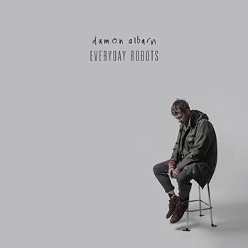 Damon Albarn Everyday Robots album S