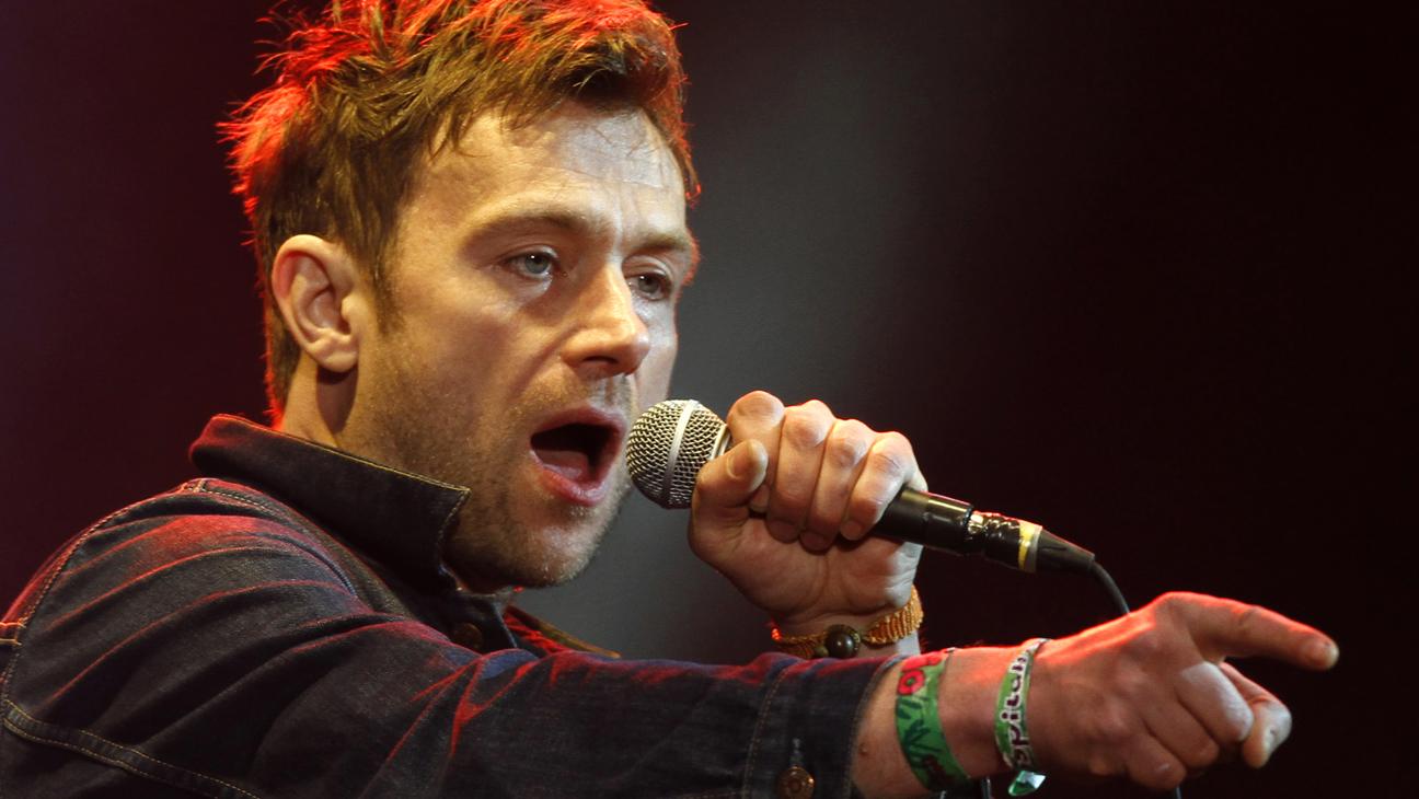 Damon Albarn live 2013 L