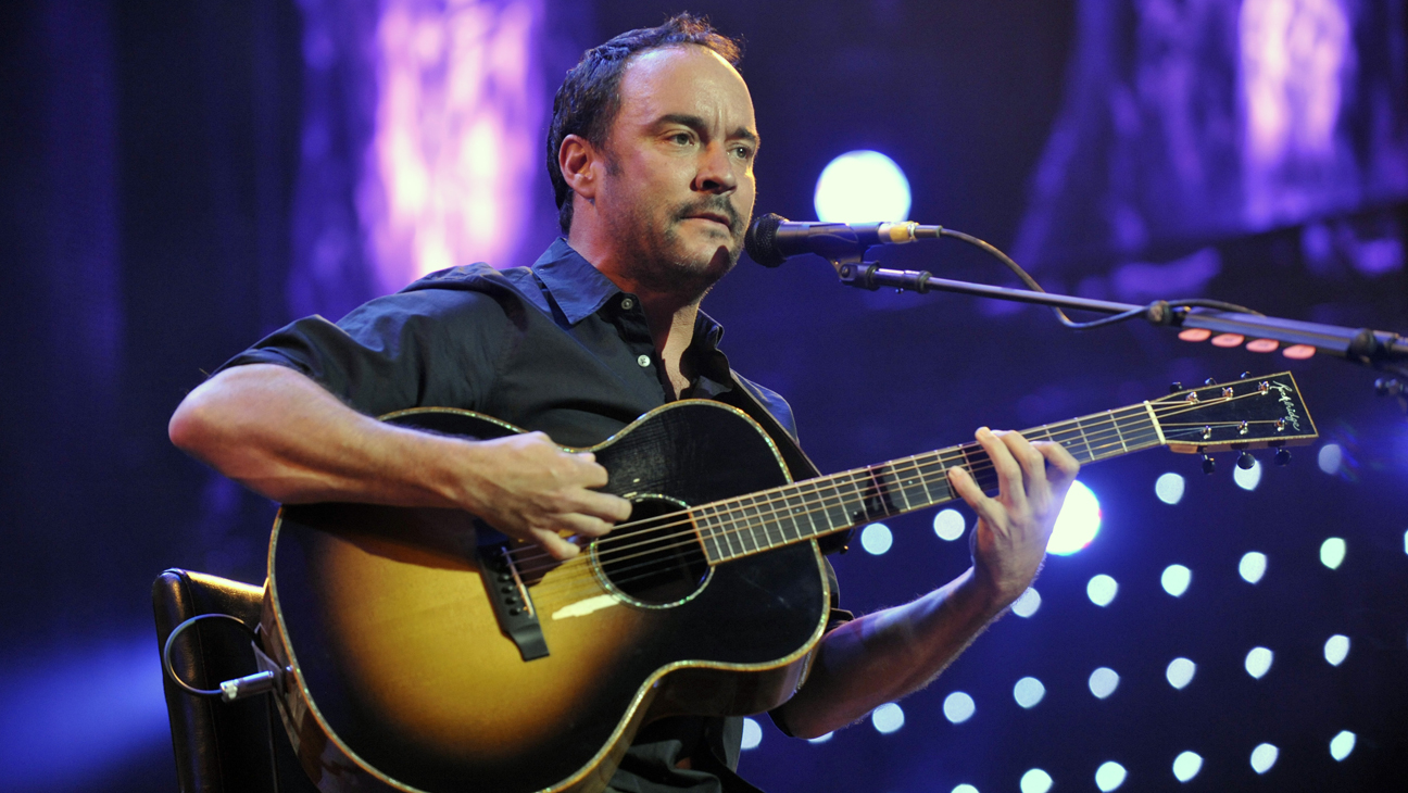 Dave Matthews live 2013 L