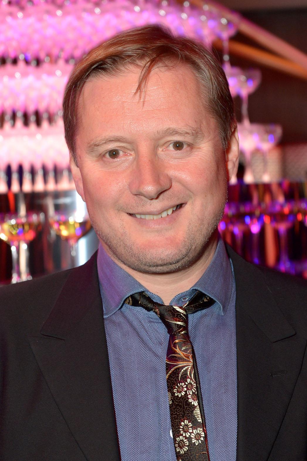 David MacKenzie - P 2014
