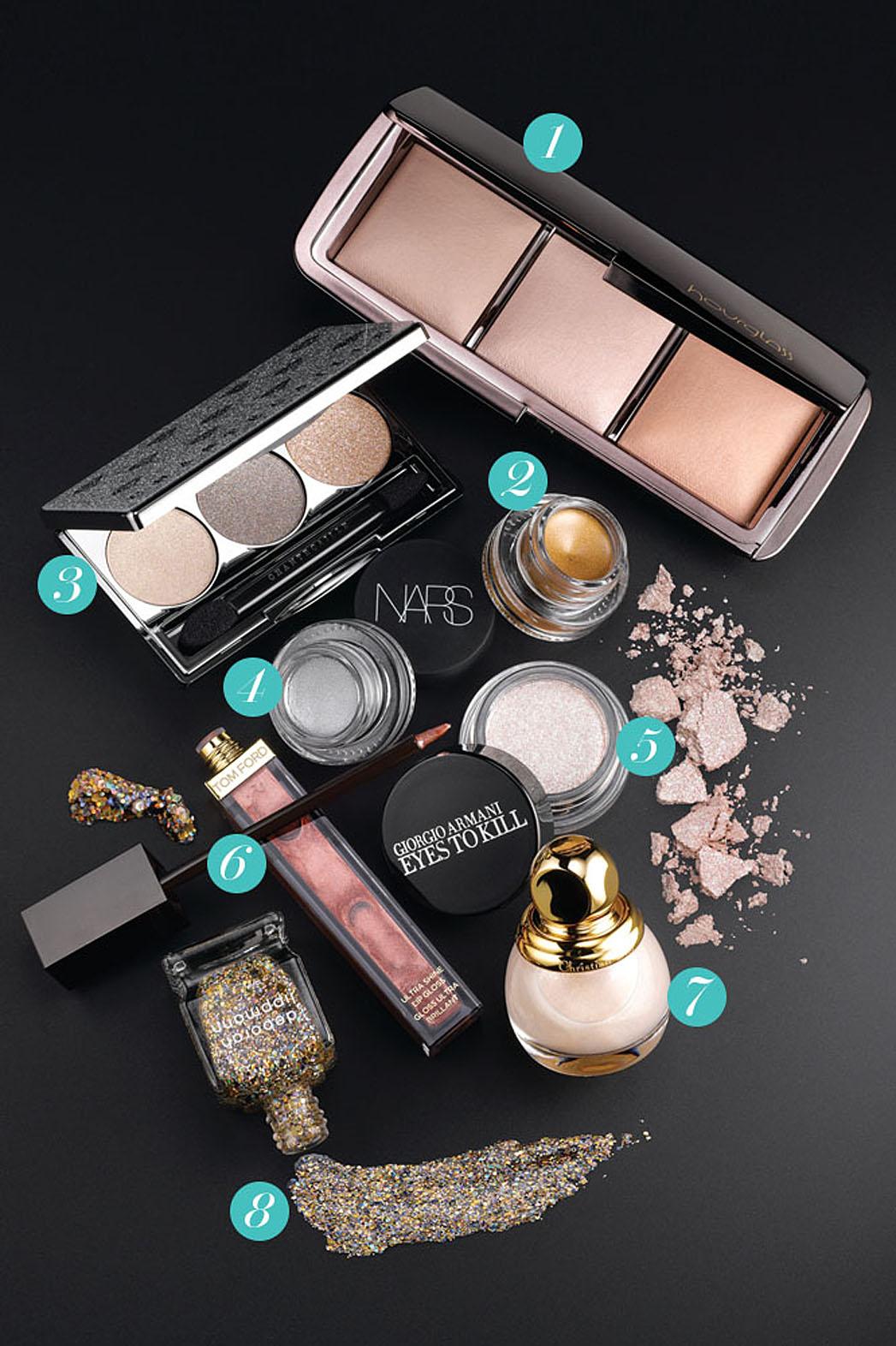 Dazzling Makeup Graphic - P 2014
