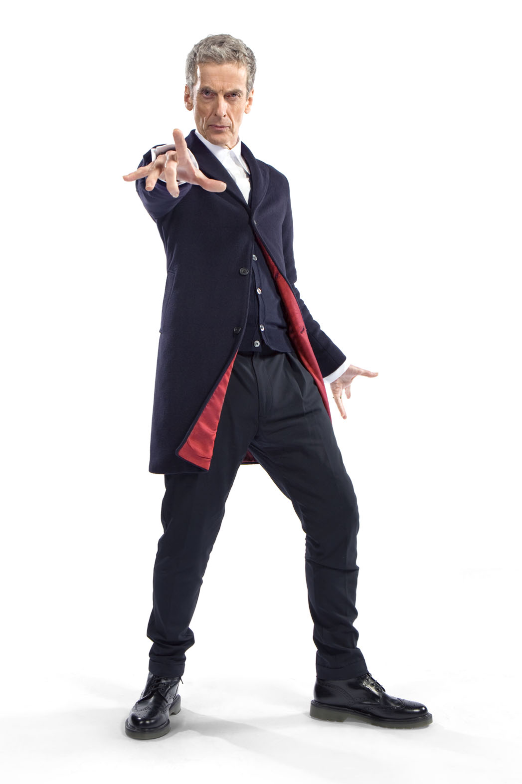 Doctor Who First Costume - P 2014