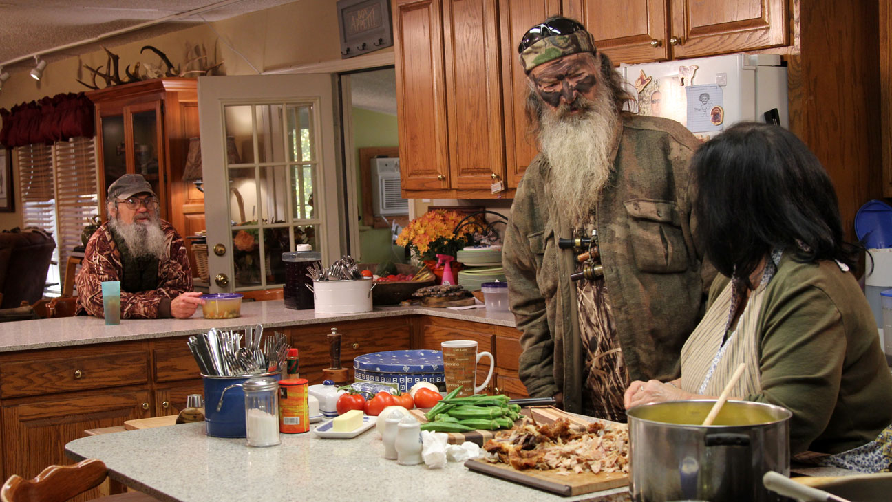 Duck Dynasty Season 5 Kitchen - H 2014