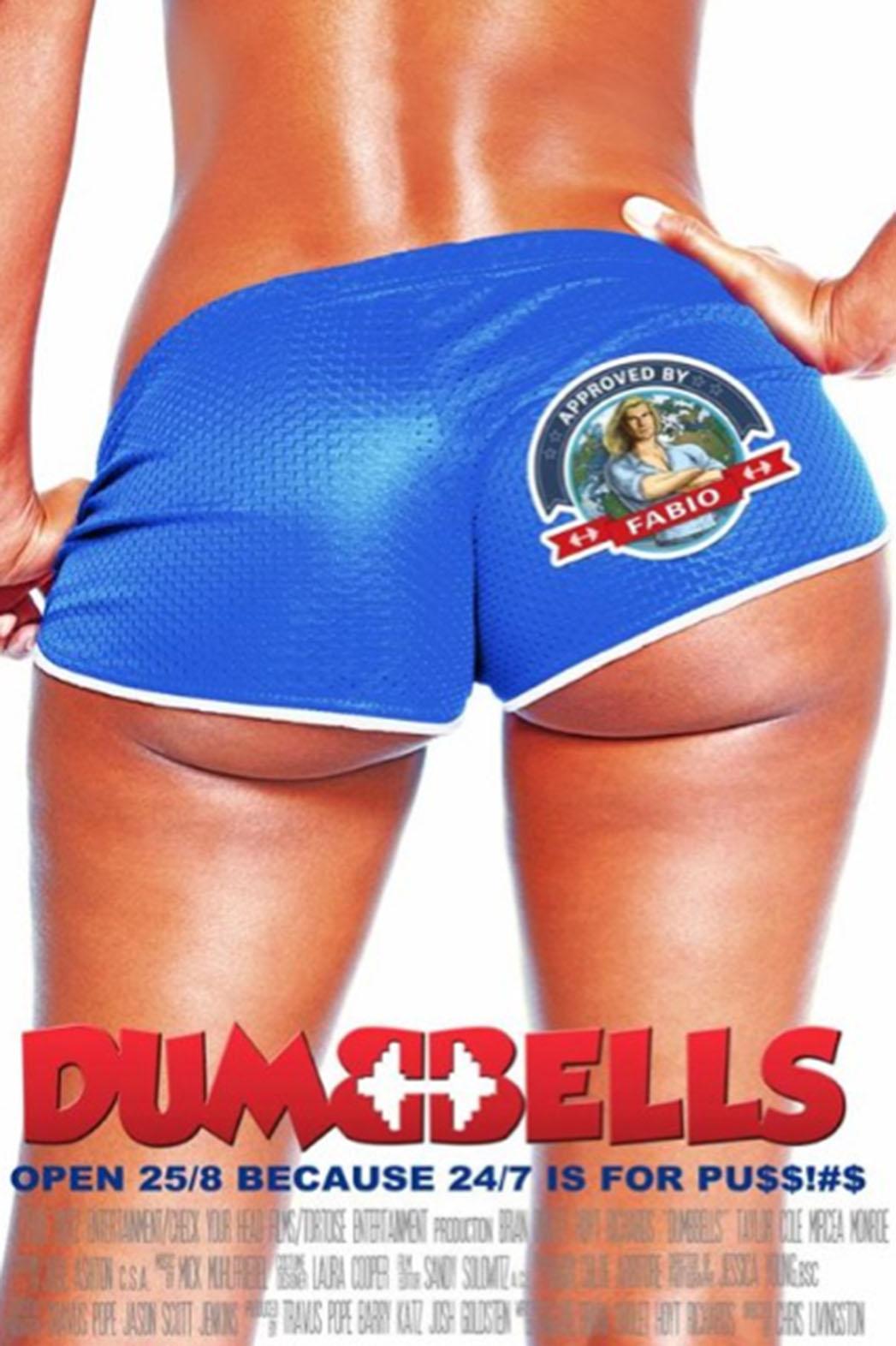 Dumbbells Poster Art - P 2014