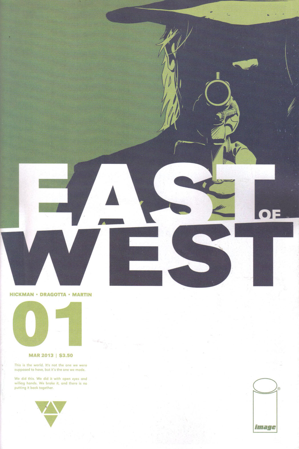 East of West Cover 1 - P 2014