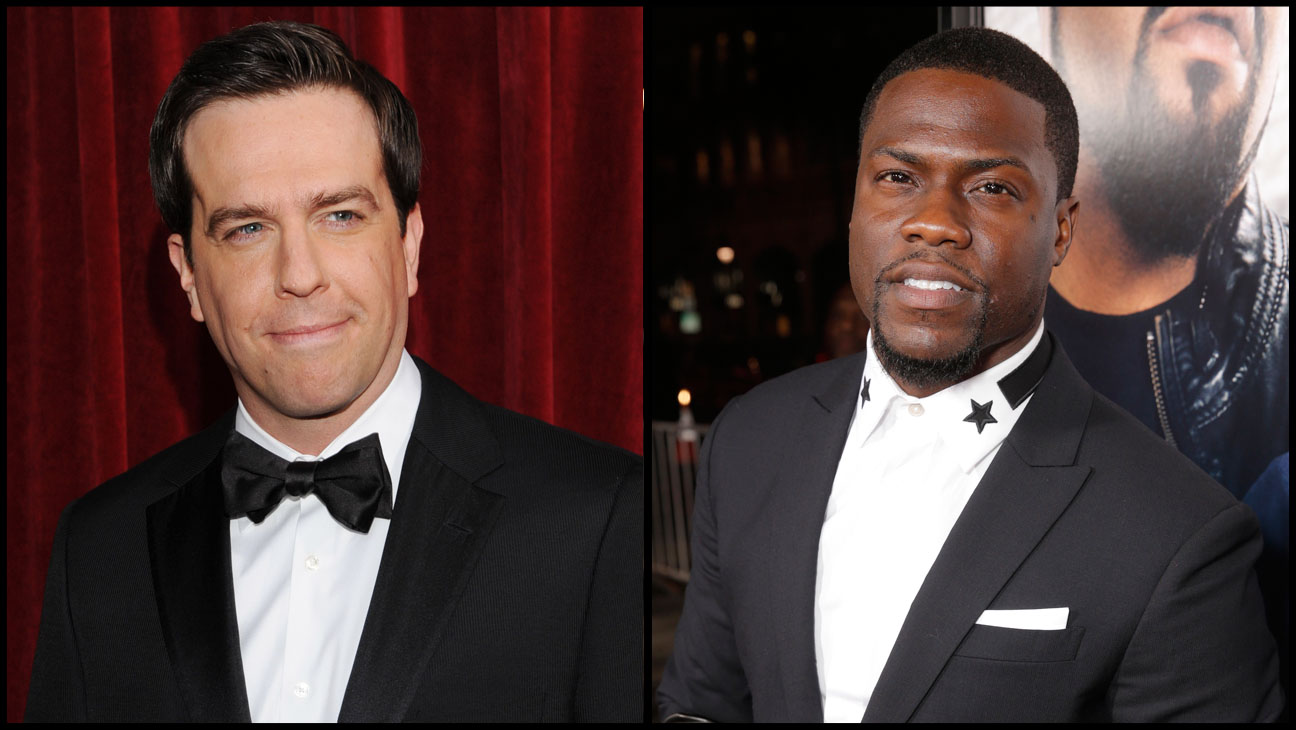 Ed Helms Kevin Hart - H 2014
