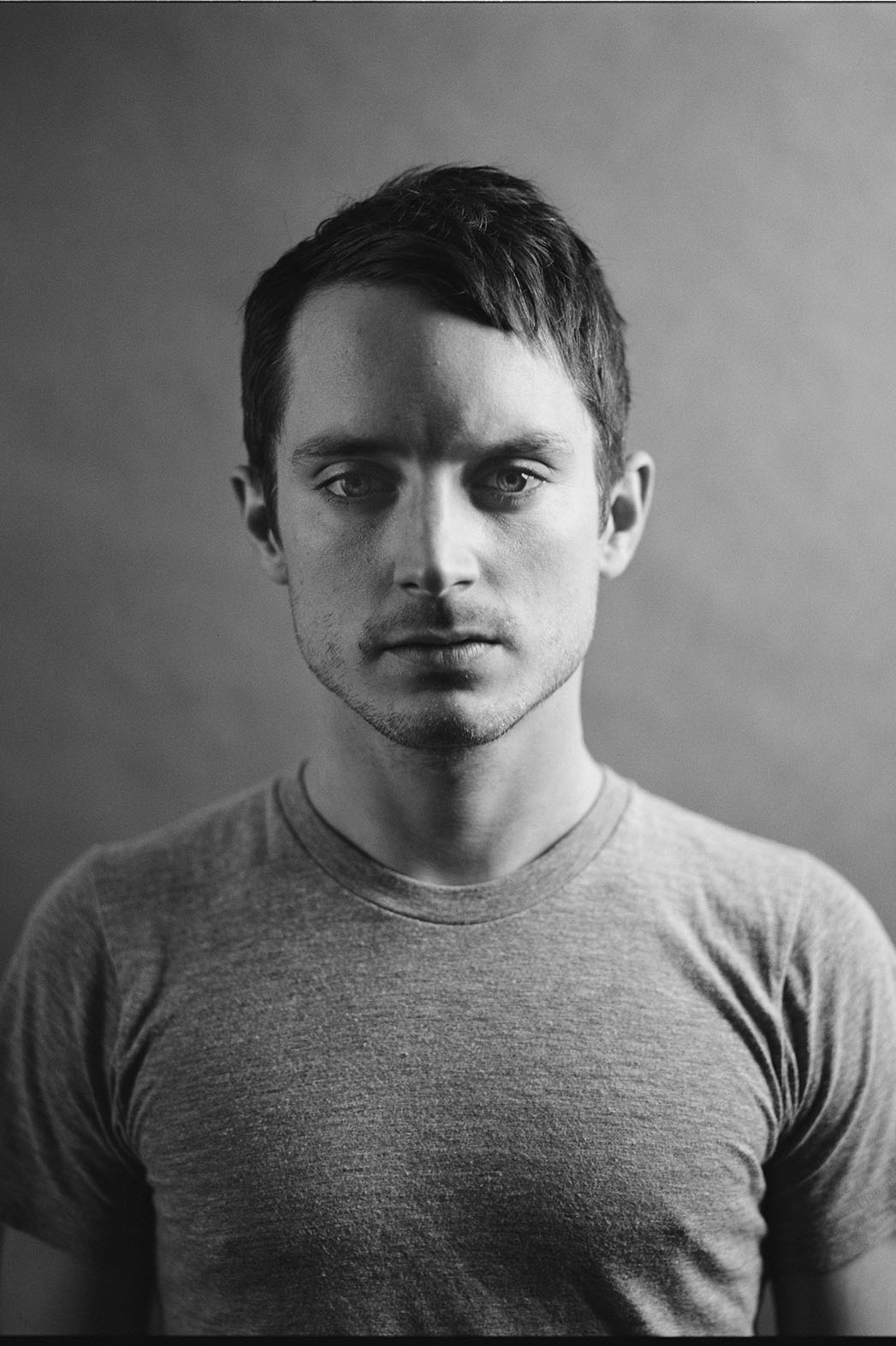 Elijah Wood Headshot - P 2014