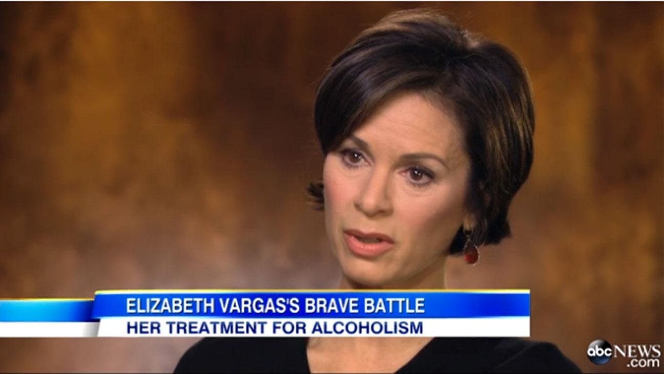 Elizabeth Vargas ABC Alcoholic Interview - H 2014