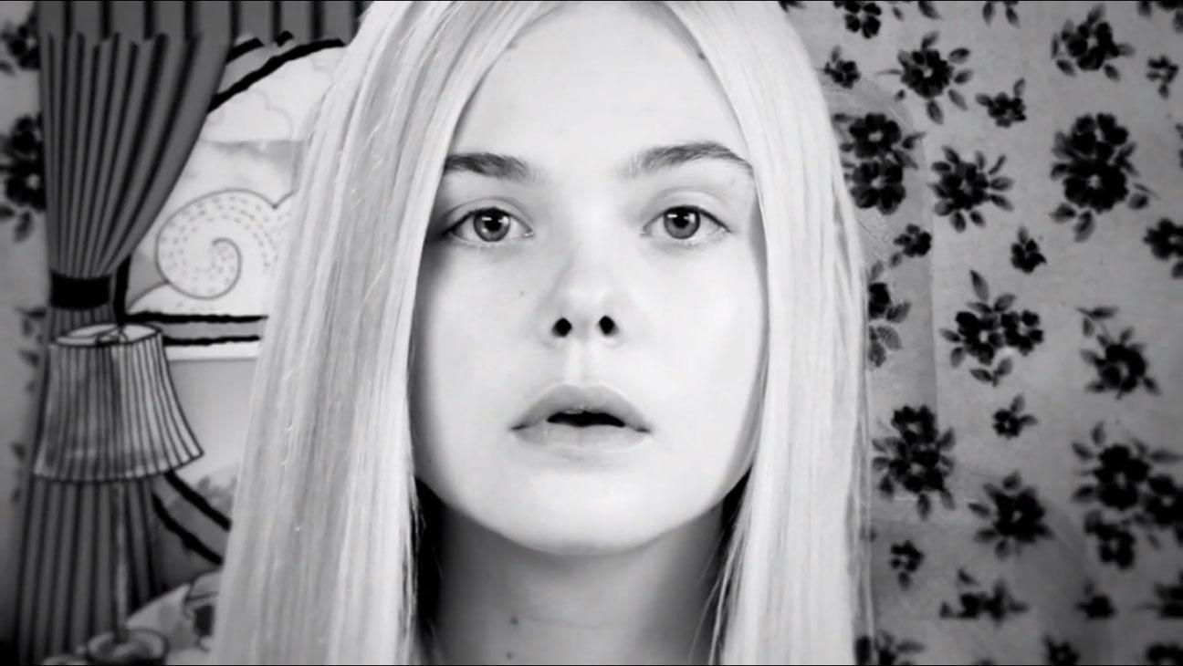 Elle Fanning Hit Record - H 2013