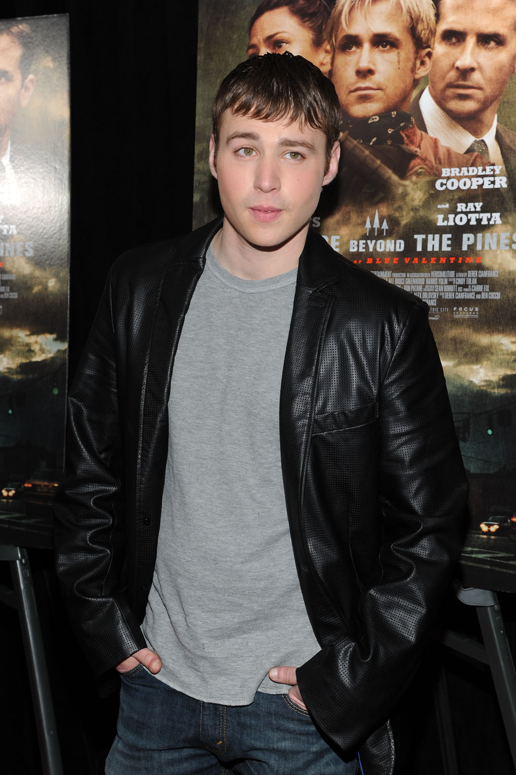 Emory Cohen Place Beyond the Pines Arrivals - P 2014