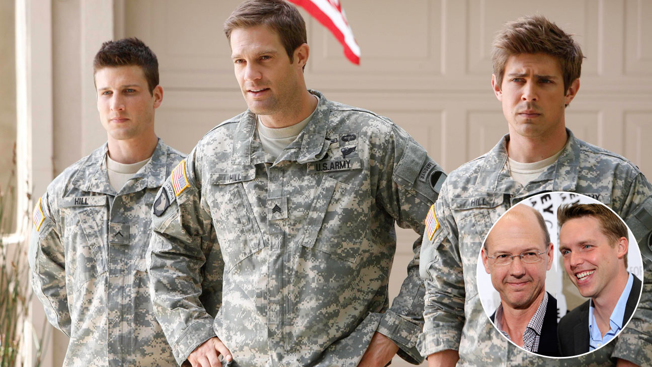 Enlisted Episodic Kevin Biegel Mike Royce - H 2013