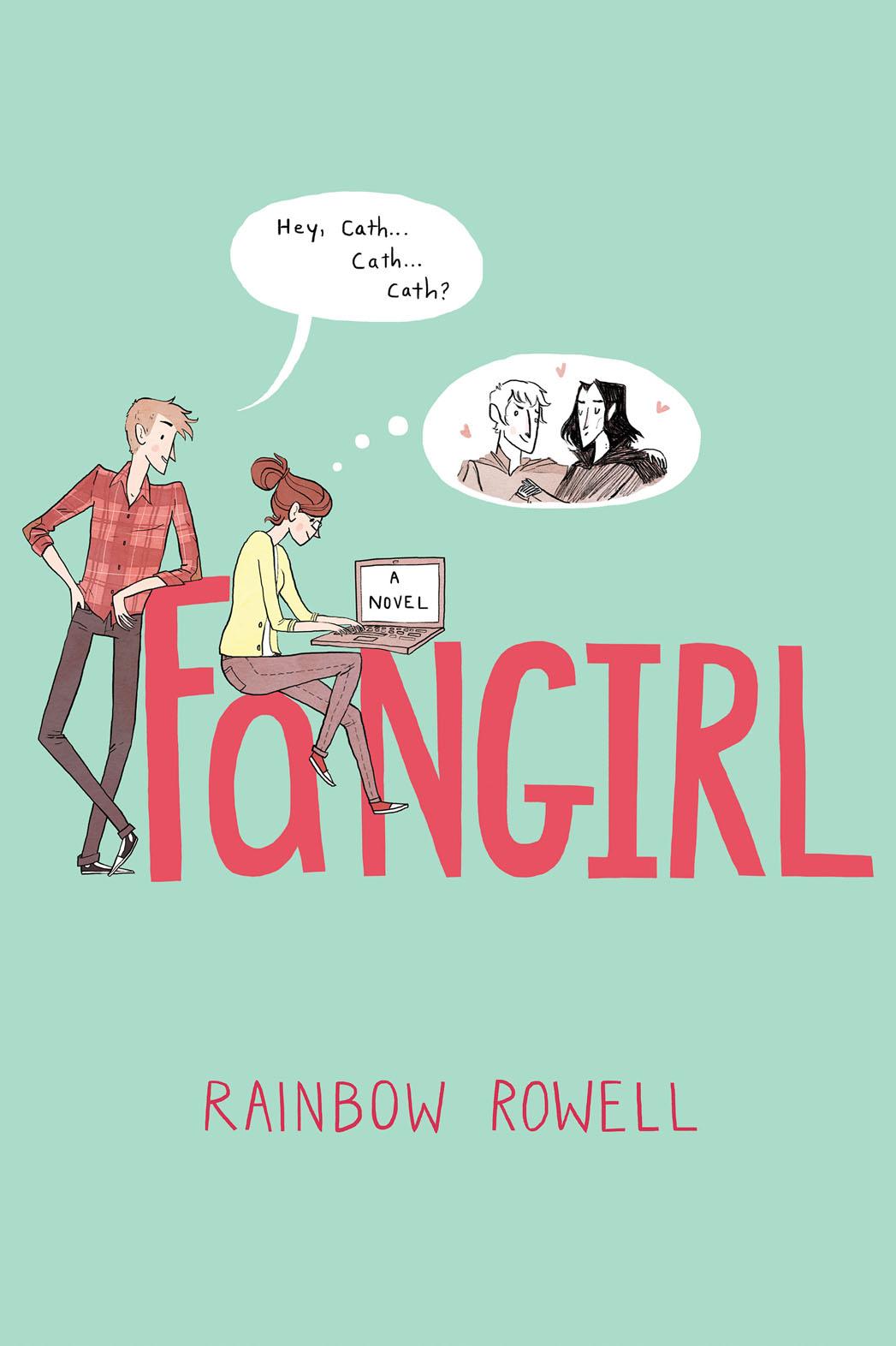 Fangirl Cover Art - P 2014
