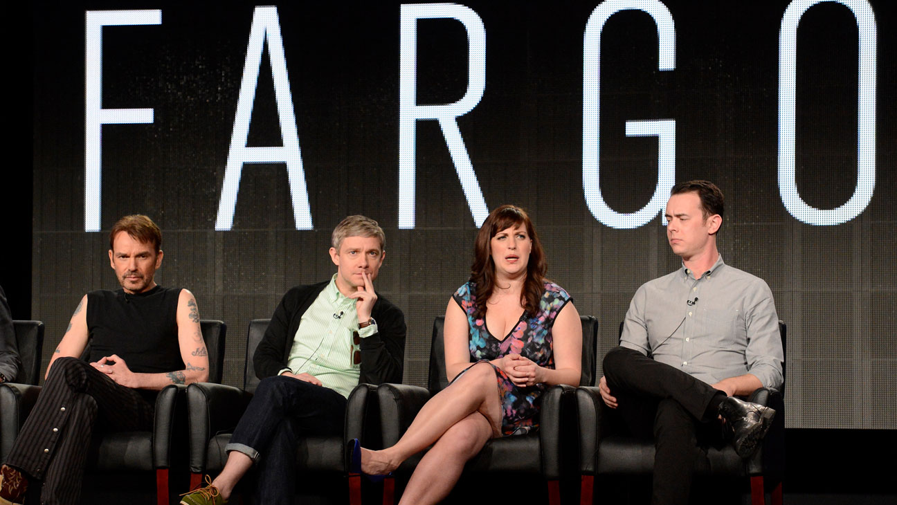 Fargo Panel at Winter TCA - H 2014