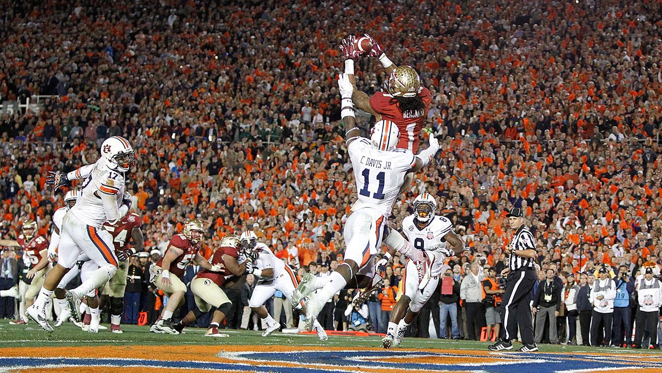 Florida State Seminoles Auburn Tigers - H 2014