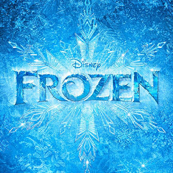 Frozen Soundtrack Album Cover - P 2014