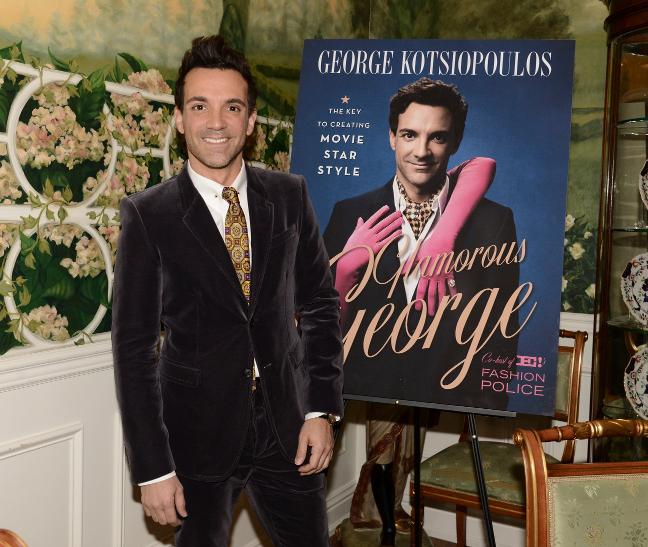 George Kotsiopoulos Book Launch - H 2014