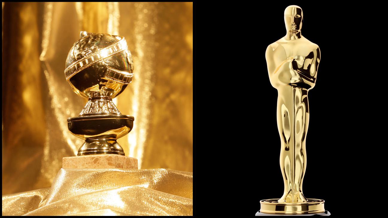 Globes Statue Oscar Statue Split - H 2014