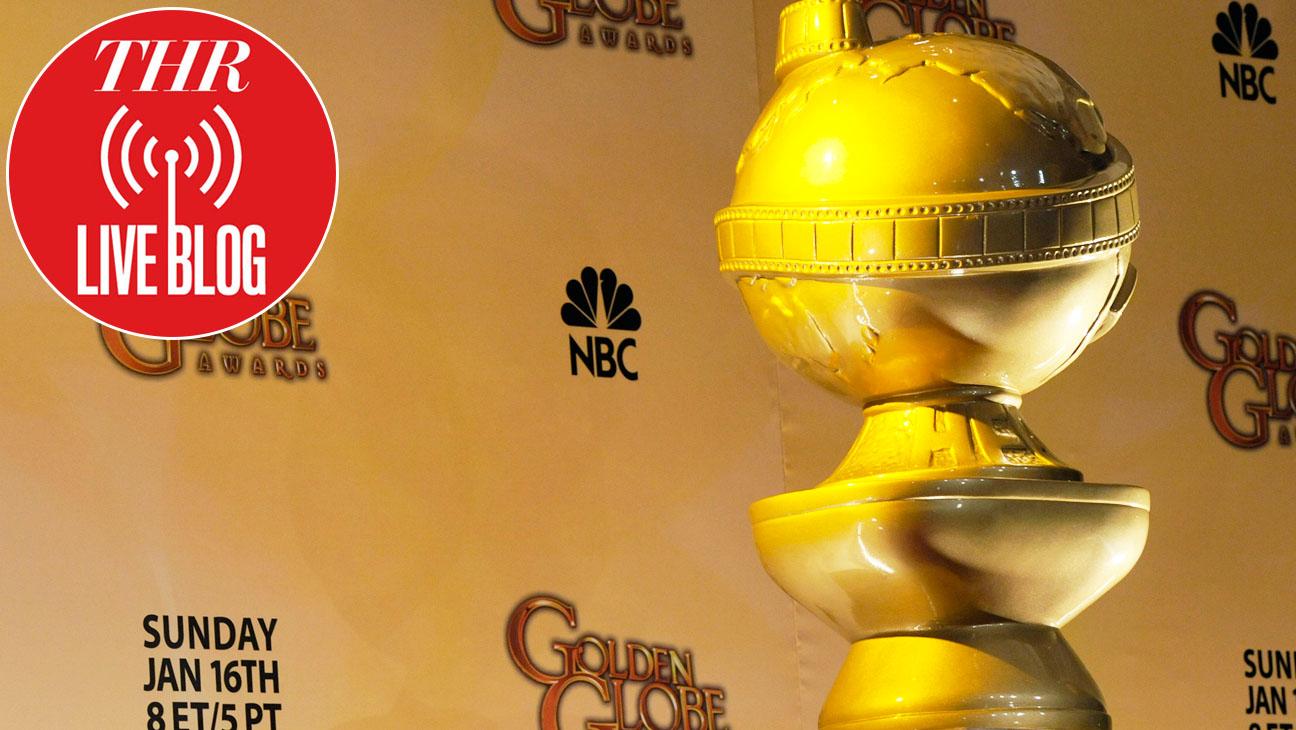 Golden Globes Live Blog - H 2014