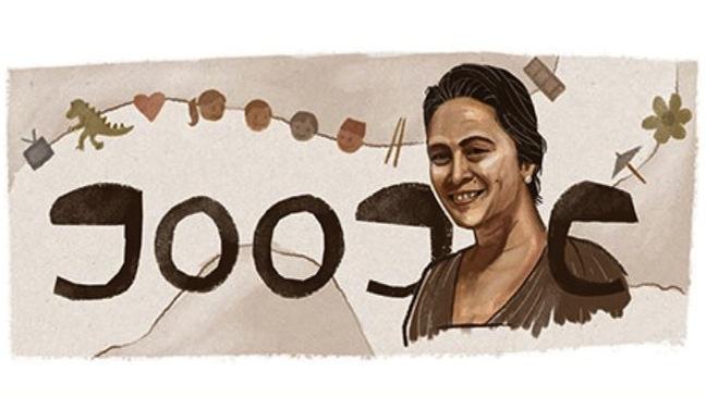 Yasmin Ahmad Google Doodle H