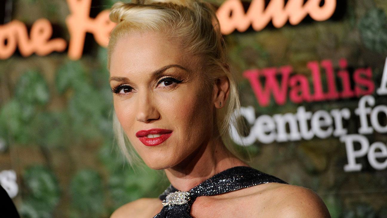 Gwen Stefani Headshot - H 2013