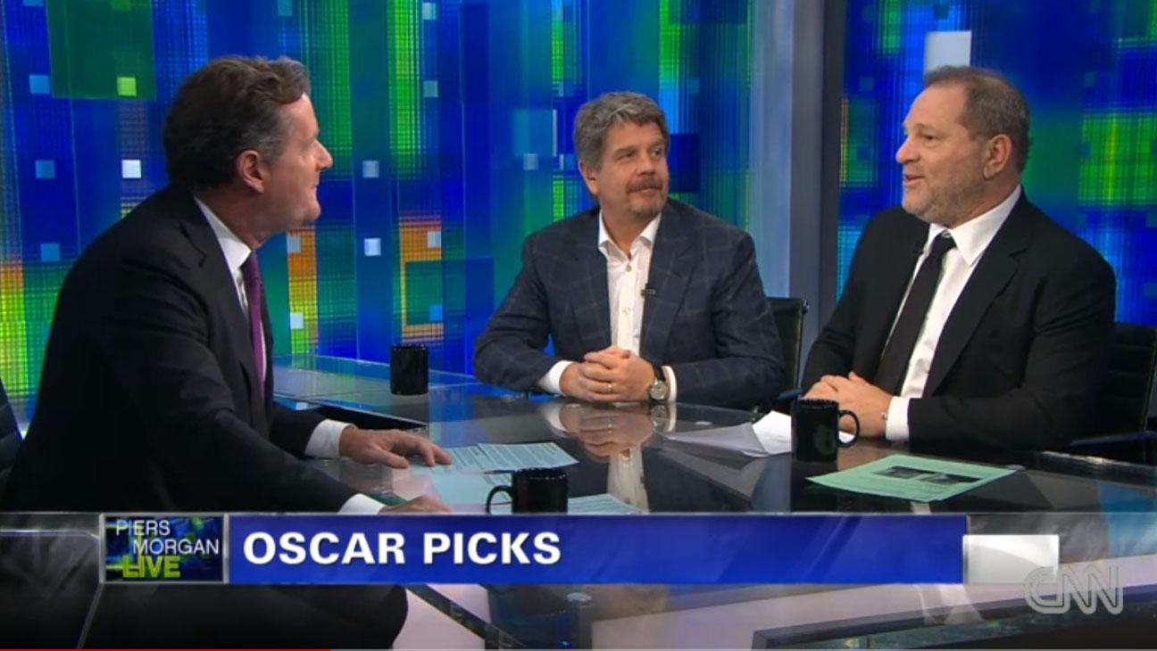 Harvey Weinstein Piers Morgan - H 2014