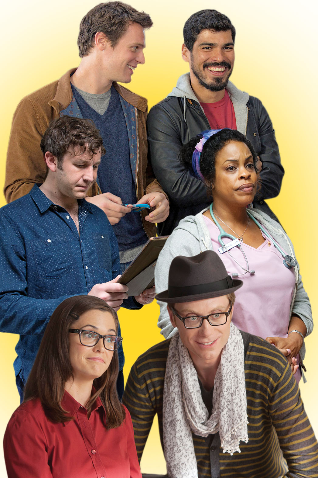 HBO Comedy Hit - P 2014