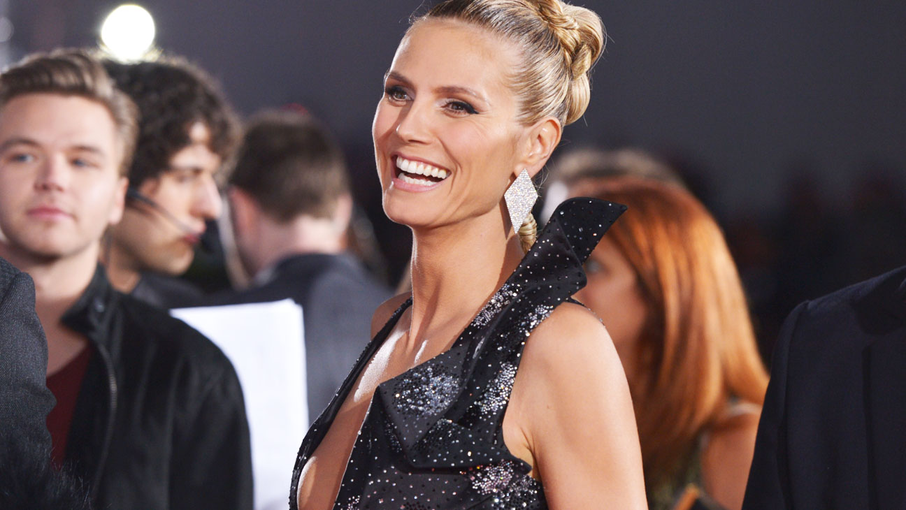 People's Choice Awards Heidi Klum - H 2014