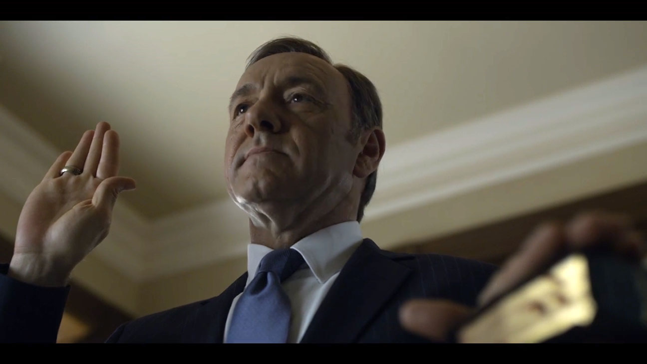 House of Cards Trailer - H 2013