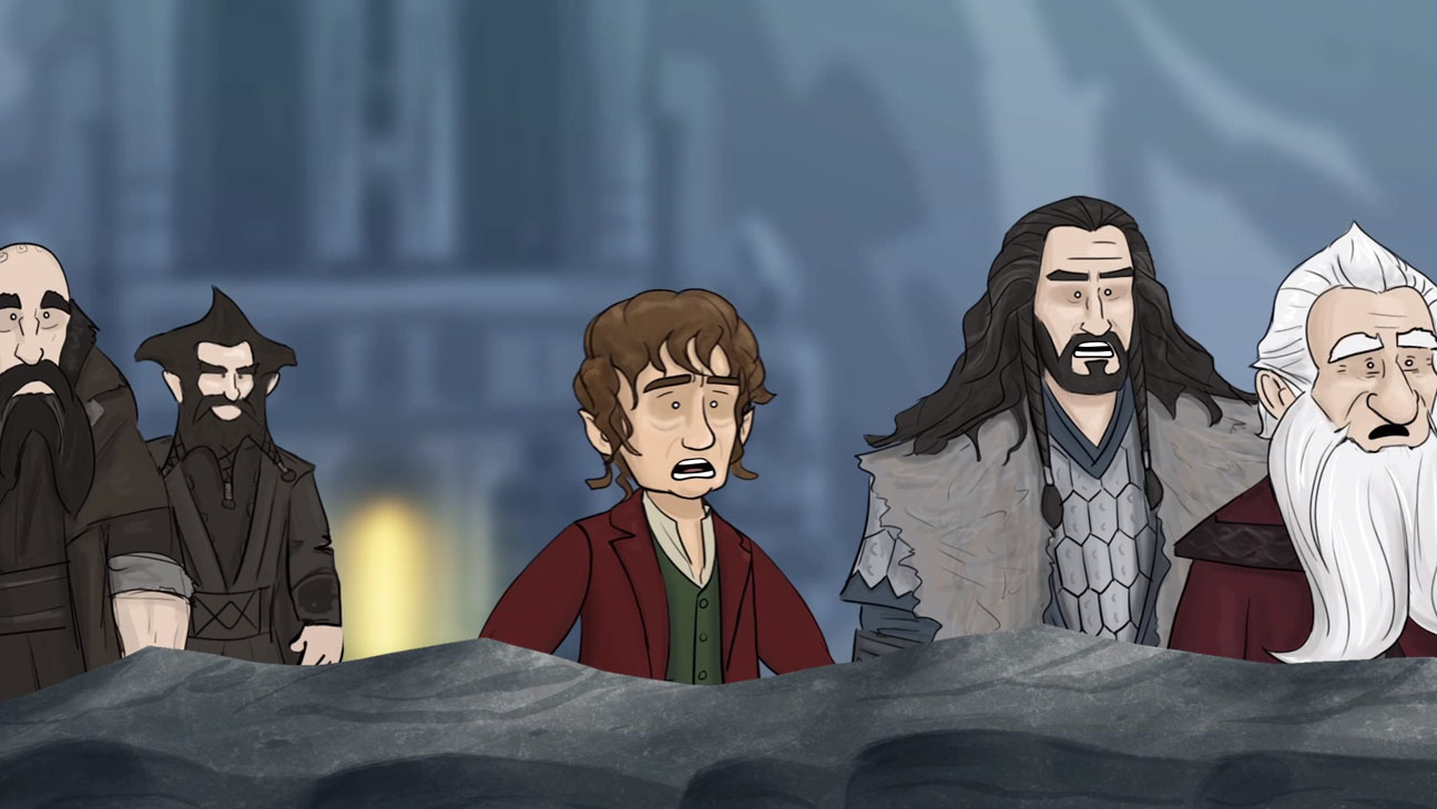 How The Hobbit Should Have Ended - H 2014