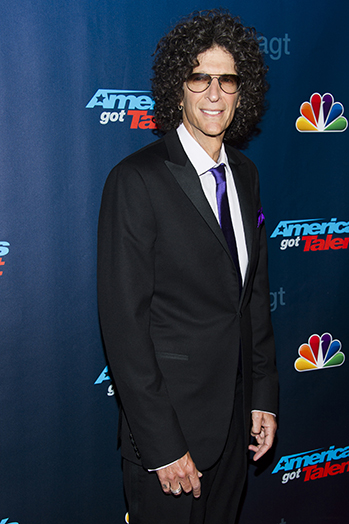 Howard Stern Americas Got Talent 2013 P