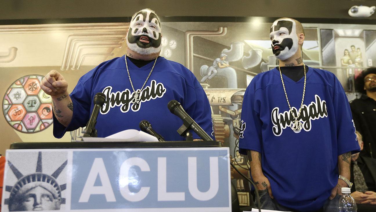 Insane Clown Posse Press Conference - H 2013