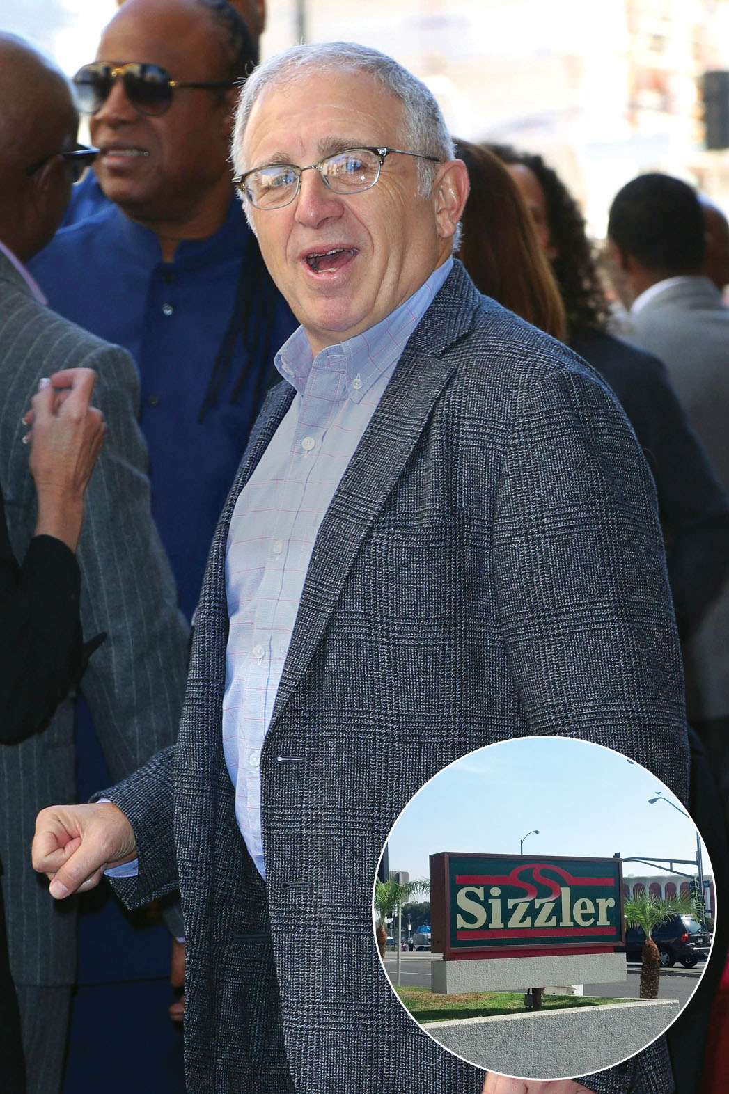 Irving Azoff Sizzler - P 2014