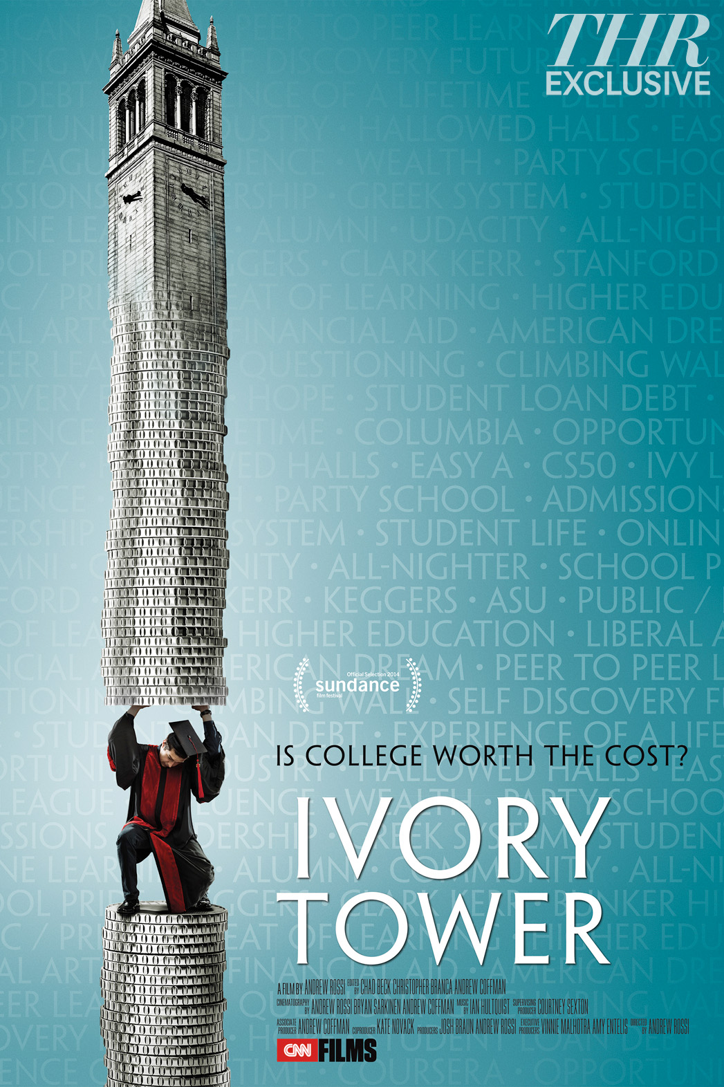 Ivory Tower Poster EXCLUSIVE - P 2014