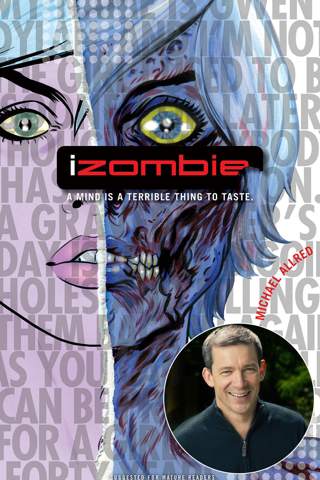iZombie Cover Rob Thomas Inset - P 2014