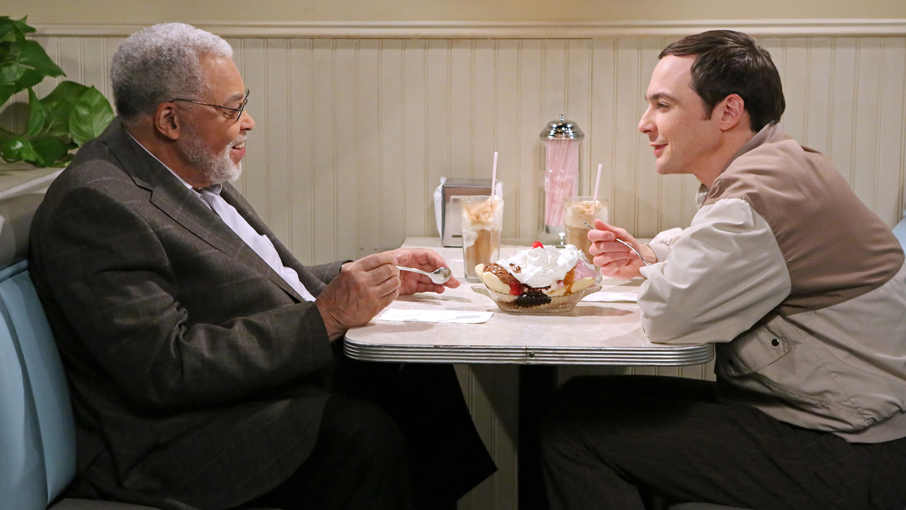 The Big Bang Theory James Earl Jones - H 2014