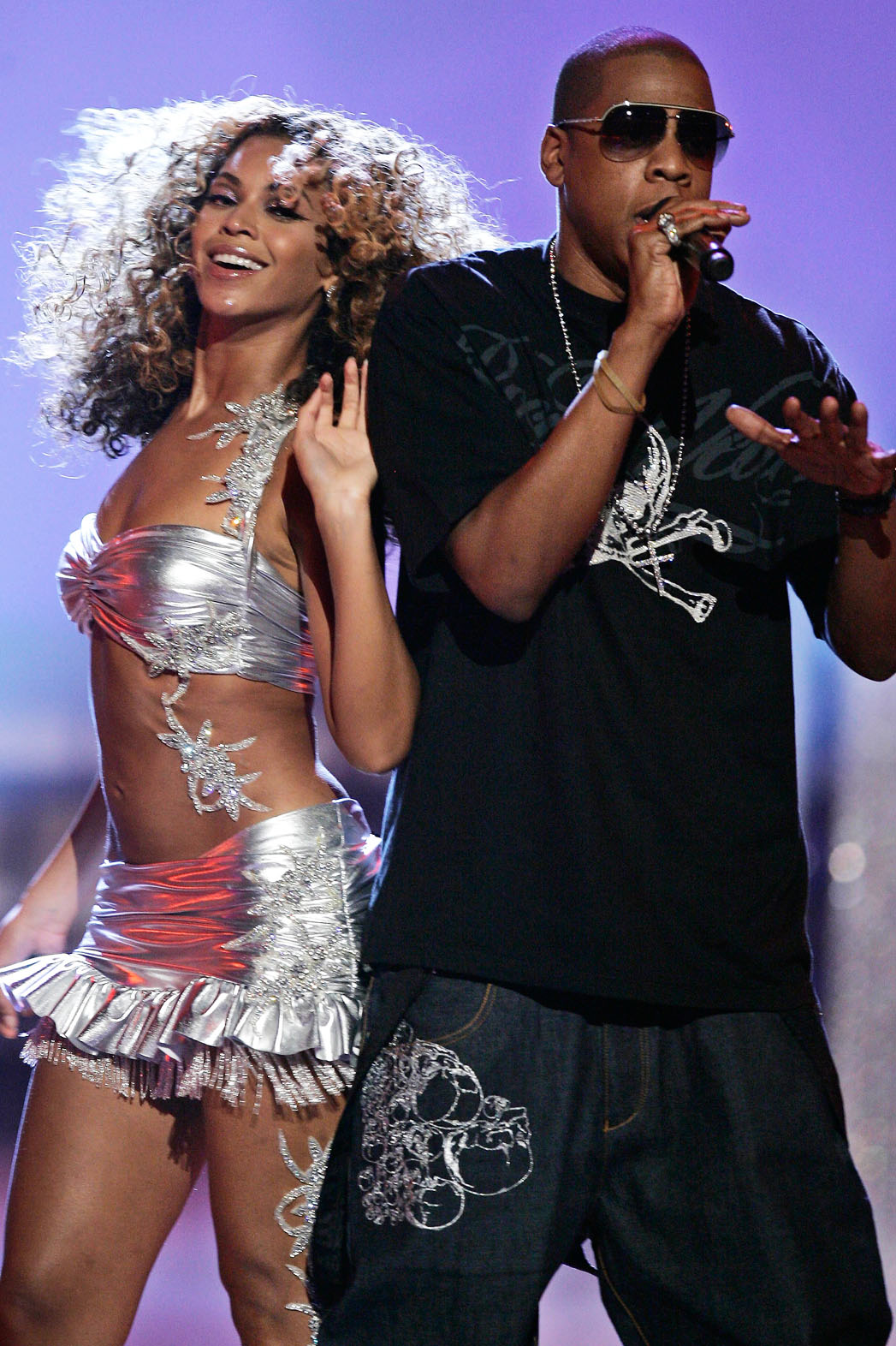 Beyonce and Jay-z Performing 2006 - P 2014